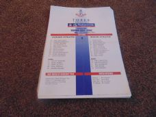 Oldham Athletic v Wigan Athletic, 2001/02 [t/s]